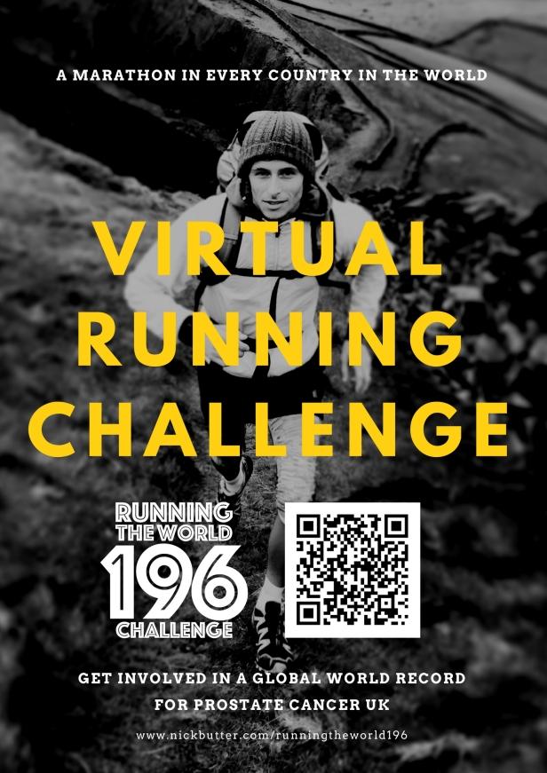 Virtual Challenge Poster
