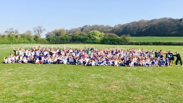 Cranborne School Cross Country Day